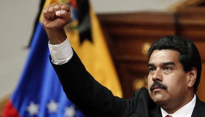 Venezuela có tổng thống lâm thời