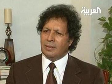 Anh họ của cố lãnh đạo Libya Muammar Gaddafi vừa bị bắt