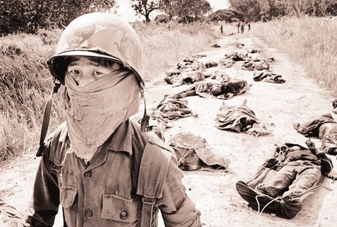 Trận chiến sau bức ảnh lịch sử