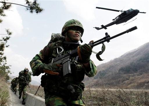 Hàn Quốc sẽ đáp trả nếu Triều Tiên khiêu khích