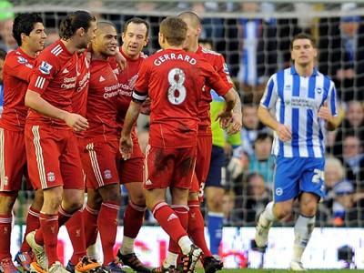 Liverpool bắt nạt đội bóng hạng dưới