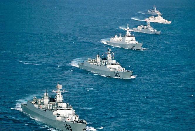 Trung Quốc muốn gìở chiến lược phòng thủ biển xa?