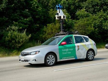 Google bị phạt 7 triệu USD vì Street View