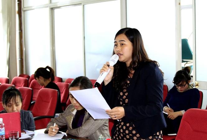 Văn nghệ sĩ, nhà báo trẻ góp ý sửa đổi hiến pháp
