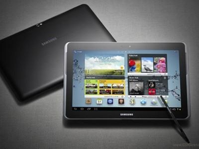 Sức hút từ máy tính bảng Samsung