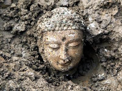 Phát hiện hàng nghìn tượng phật niên đại hơn 1.500 năm