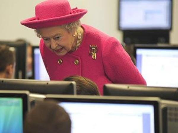 Hoàng gia Anh chia sẻ ảnh trên Flickr