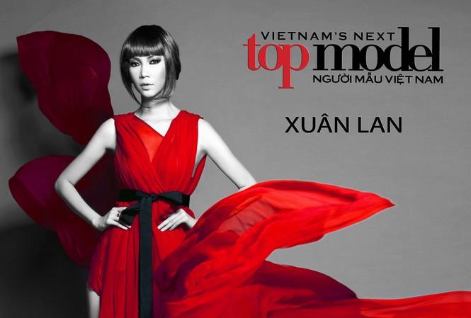 Xuân Lan làm giám khảo Vietnam's Next Top Model