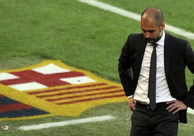 Pep Guardiola muốn rời Barcelona