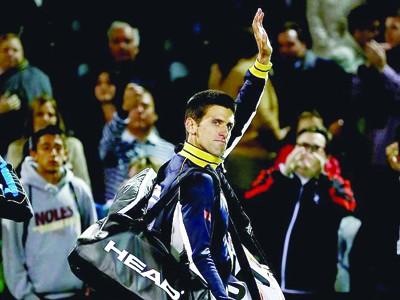 Haas chấm dứt mạch thắng của Djokovic