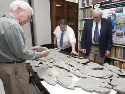 Phát hiện hóa thạch 'quái vật lạ' ở Mỹ