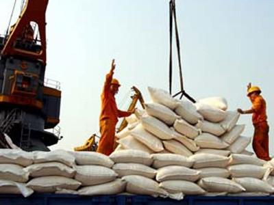 Xuất khẩu gạo đạt 3,23 tỷ USD