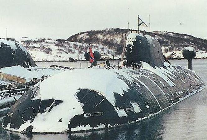 Ấn Độ tính thuê tàu ngầm hạt nhân Nga