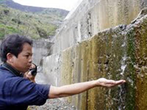 Xử lý đập Sông Tranh 2 theo công nghệ Trung Quốc