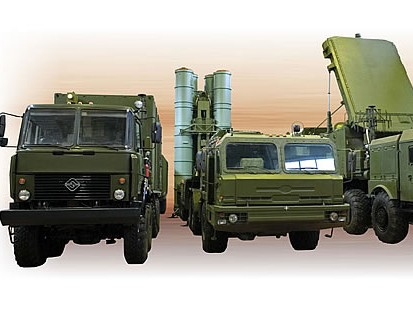 Tên lửa S-500 - 'Bảo vật trấn quốc' của Nga
