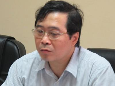 Ông Bùi Hồng Quang