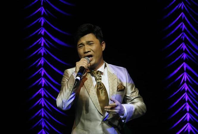 Quang Linh ngày trở lại
