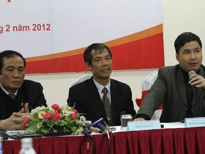 """Tân TTK VFF Ngô Lê Bằng: """"Với truyền thông, quan điểm của tôi là cởi mở"""""""
