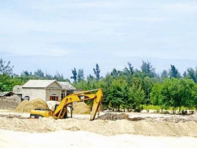Tanh bành bờ biển miền Trung (P1)