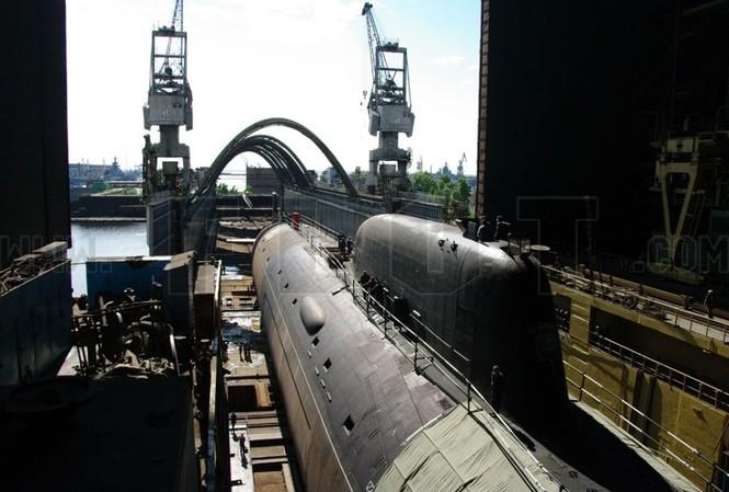 Hải quân Nga tiếp nhận gần 80 chiến hạm trong Bảy năm