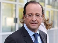 Francois Hollande quyết thắng Sarkozy để 'rửa hận' cho...vợ cũ