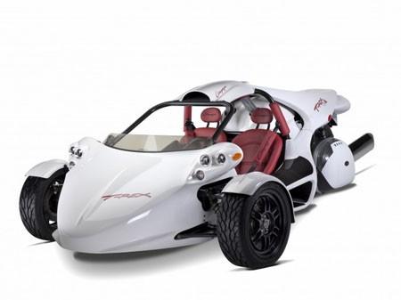 Campagna T-REX 16S: xe 3 bánh hạng sang
