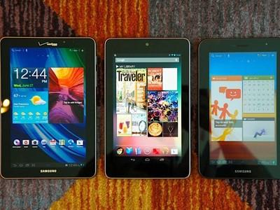 Cận cảnh máy tính bảng Google Nexus 7 giá rẻ