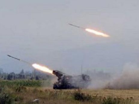 Israel đón tên lửa 'lạc đường' từ Ai Cập
