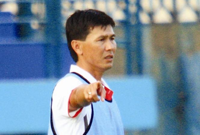 Trần Công Minh trở lại làm HLV Đồng Tháp