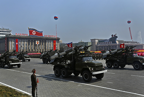 Triều Tiên sắp thử tên lửa tầm ngắn, cảnh báo cuộc chiến tổng lực
