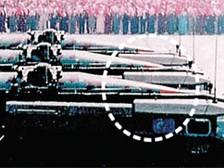 Triều Tiên thay đổi hình đầu đạn hạt nhân