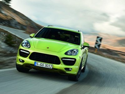 Porsche ra mắt Cayenne GTS 2013 tại Bắc Kinh