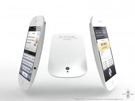 Sửng sốt với thiết kế iPhone 5 lạ mắt