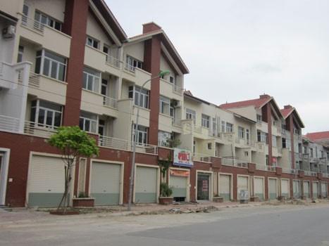Giá đất nền Hà Nội giảm mạnh