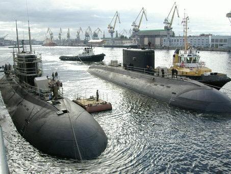 Kilo 636 của Việt Nam sẽ là đối thủ của tàu ngầm project 677 Lada