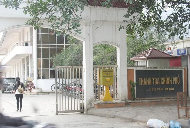 Thanh tra CP dự định xây nhà cho cán bộ nhân viên tại trụ sở cũ