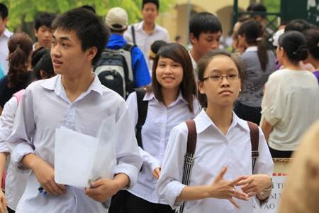 Toàn cảnh về tuyển sinh lớp 10 tại Hà Nội năm 2013-2014