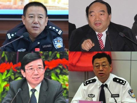 """Hàng loạt quan chức Trung Quốc """"ngã ngựa"""" sau đại hội đảng 18"""