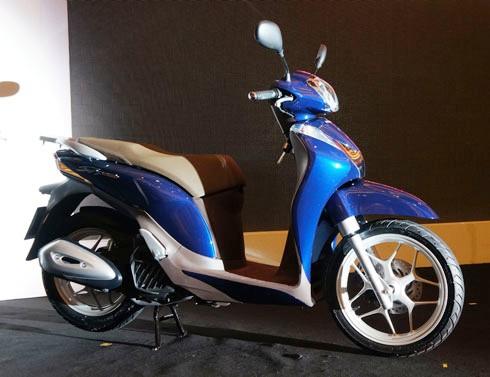 So sánh Honda SH Mode với SH125i