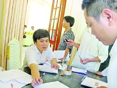 Hôm nay, thí sinh bắt đầu nộp hồ sơ tuyển sinh