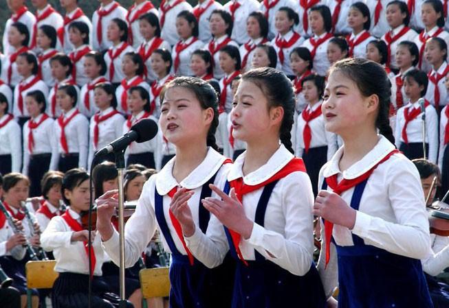 Triều Tiên tổng duyệt trước ngày đại lễ