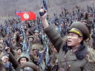 Triều Tiên sẵn sàng tấn công căn cứ Mỹ