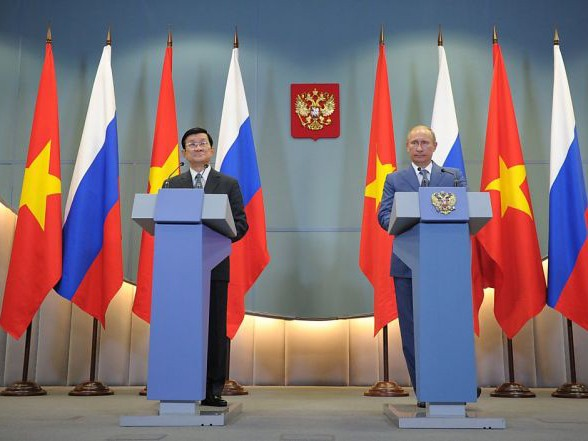 Báo Nga khẳng định: Nga trở lại Việt Nam