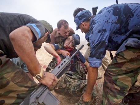 Cuộc chiến Libya đang đi vào hồi kết