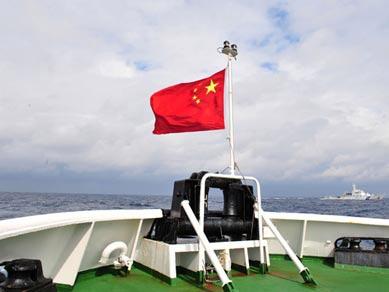 Bốn tàu Trung Quốc tiến ra Điếu Ngư/Senkaku