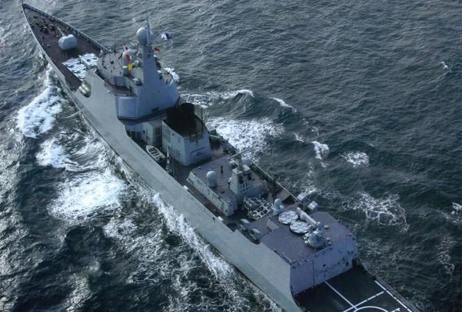 'Nội soi' tham vọng khu trục hạm Trung Quốc