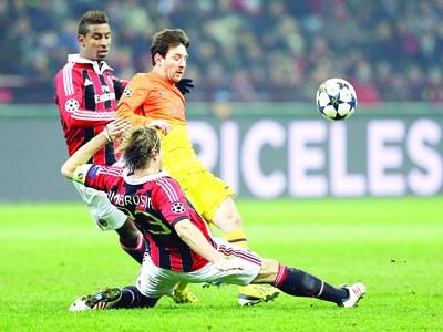 Messi có cứu nổi Barca?