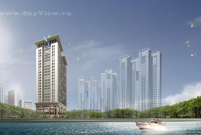 Sắp có thêm toà nhà hiện đại bậc nhất thủ đô