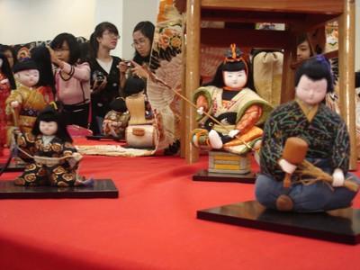 Búp bê truyền thống Nhật Bản: Không chỉ là 'đồ chơi'