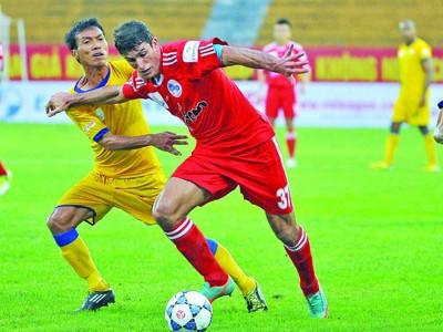 Vòng 3 V-League 2013: Chủ nhà toàn thắng